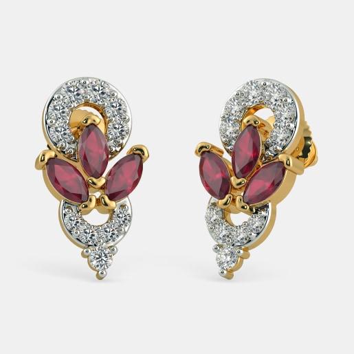 The Vahida Stud Earrings