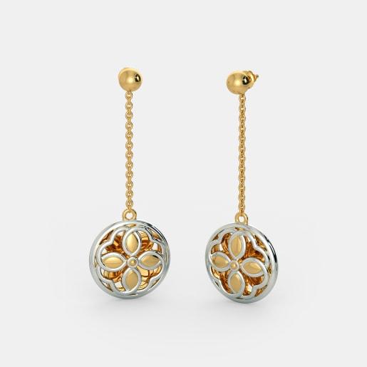 The Charlize Drop Detachable Earrings