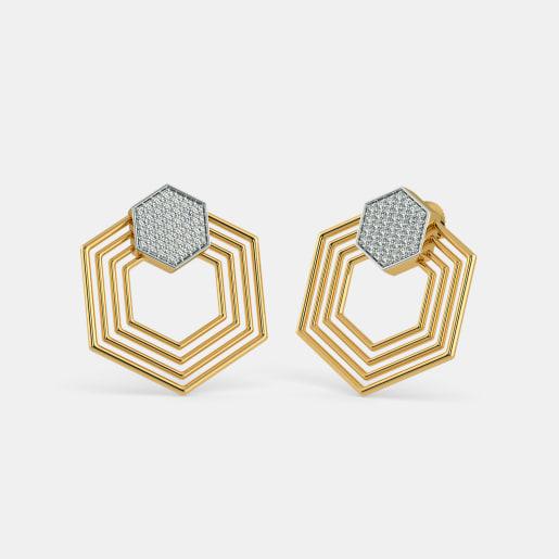 The Hexa Earrings