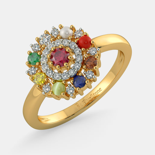 Navaratnam Collection Rings Buy Navaratnam Collection Ring