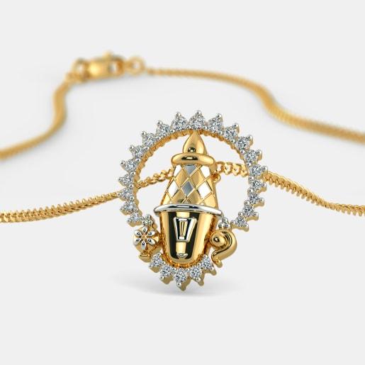 The Blessed Balaji Pendant