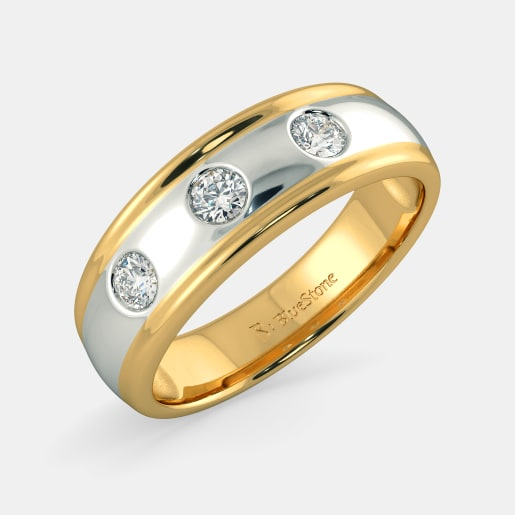 The Divine Union Ring for Him