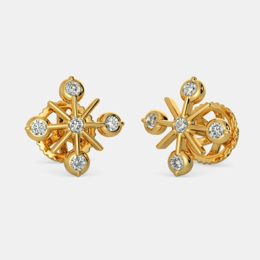 The Reeta Stud Earrings