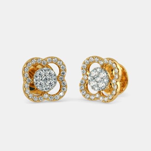 The Darlene Stud Earrings