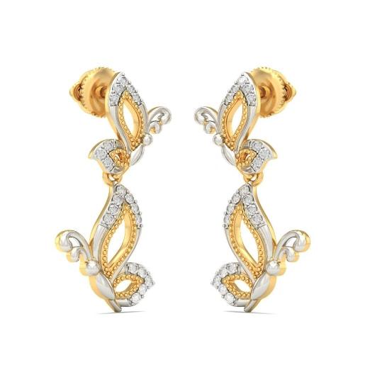 The Shipra Butterfly Earrings