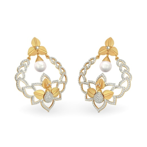 The Ghazala Earrings
