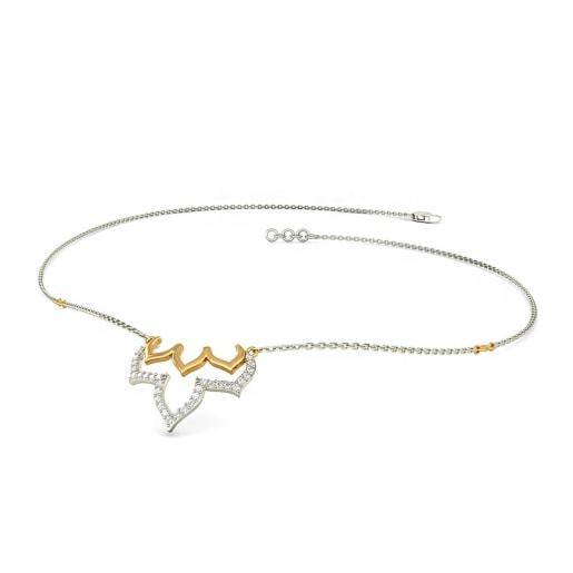 The Fulcia Line Necklace