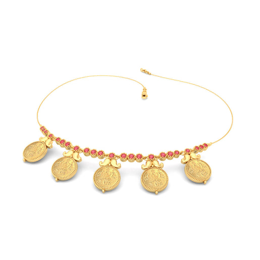 The Panchika Necklace