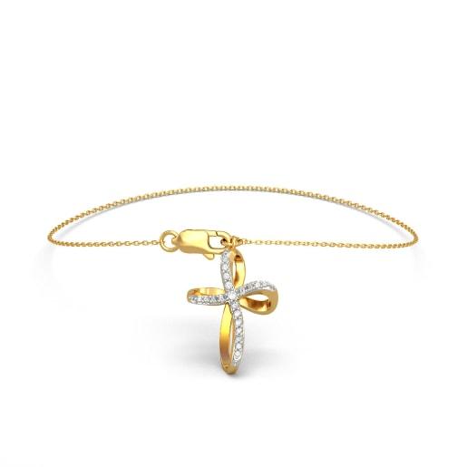 The Edna Cross Bracelet