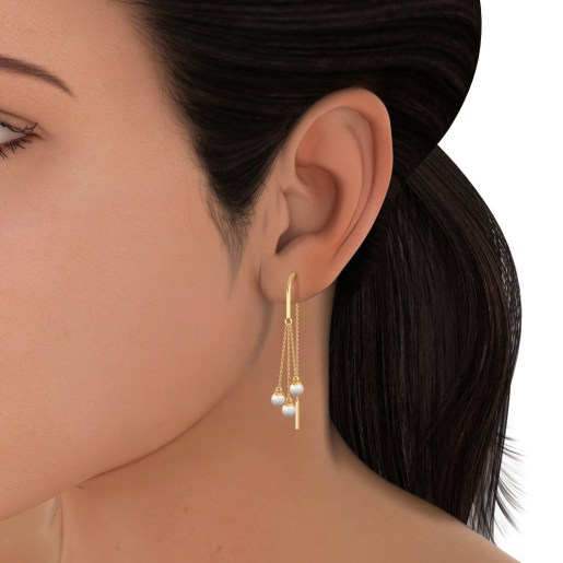The Pratibha Drop Earrings