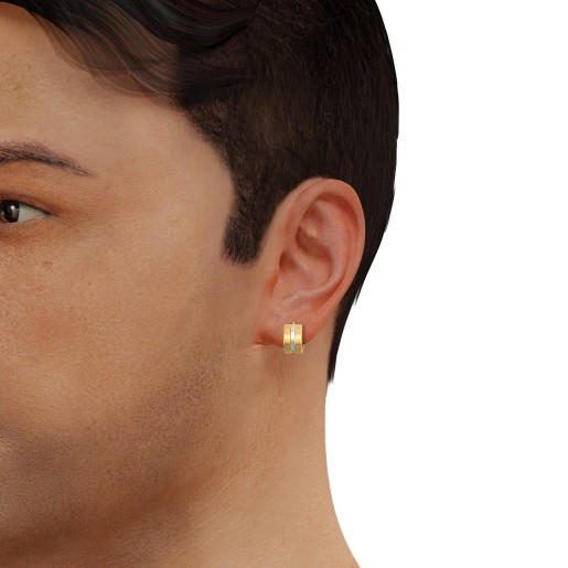 The Cirque Earring For Him
