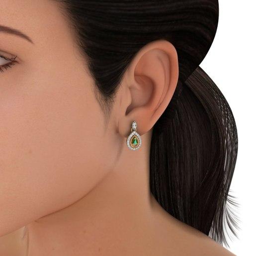 The Xenia Earrings