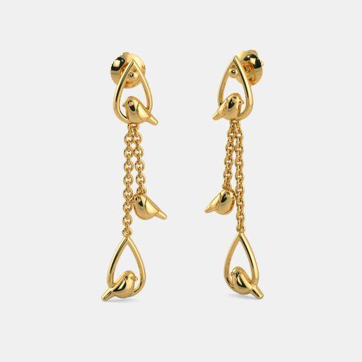 The Love Swing Drop Earrings