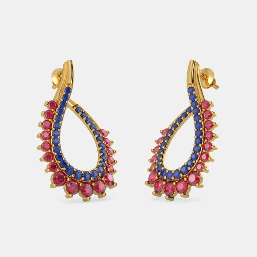 The Vidhut Stud Earrings
