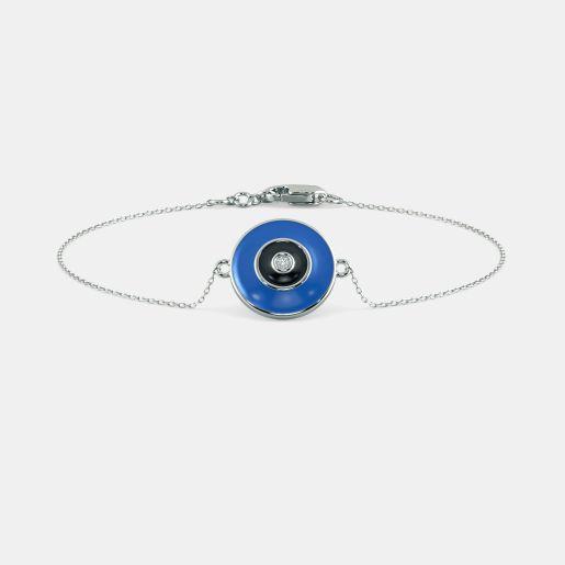 The Fortunate Evil Eye Bracelet