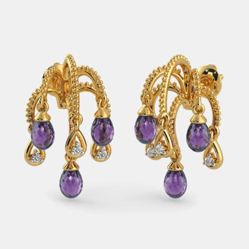 The Aisha Chandelier Earrings