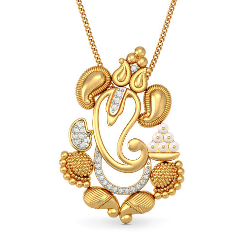 The Mahabala Pendant