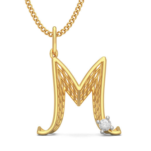 The Merry M Pendant