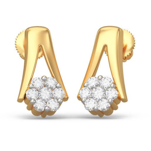 The Delannie Stud Earrings