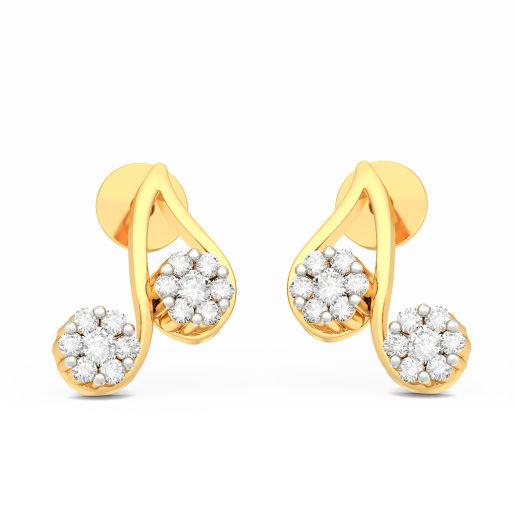 The Niam Stud Earrings