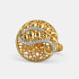 The Donika Paisley Ring