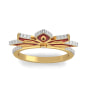 The Zareen RingTop