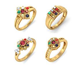 Navaratna Rings
